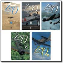 Zero eterno - vols. 1 a 5 - Jbc
