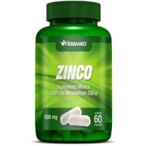 Zinco 7mg 60 Cápsulas - Herbamed -