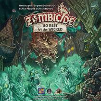 Zombicide Green Horde No Rest For The Wicked Expansão De Jogo Galapagos Zom204 -