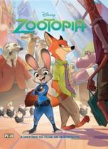 Zootopia - a história do filme em quadrinhos - Ediouro