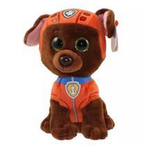 Zuma pelúcia patrulha canina ty - dtc 4041 - Beanie boos
