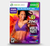 Zumba Fitness World Party - Microsoft