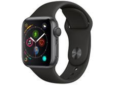 97b6add610f Apple Watch Nike+ Series 4 40mm GPS Integrado - Wi-Fi Bluetooth ...