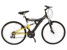 Bicicleta Caloi Andes Aro 26 21 Marchas - Suspensão Dianteira Freio ... 29071be0699ac
