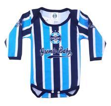 6ee3114e2a Kit Conjunto Grêmio Body Shorts e Meia Oficial - Revedor ...