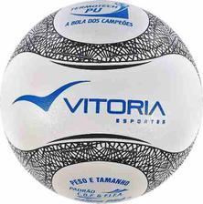 Bola De Futebol De Campo Rebar Ng N.5 Vermelho Preto Wilson - Bolas ... a017ddab13d91