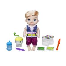 da7f541d2f Baby Alive Boneco Meu Primeiro Filho Luke - loiro Hasbro C1883 ...
