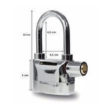 35dde3959 Cadeado U-Lock para Bicicleta e Moto Universal Trava Segurança ...