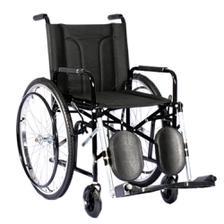 99cf018116af Cadeira de Rodas 1016PI Semi-Obeso com Elevação - Jaguaribe ...