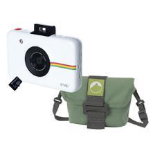 8cae301bb4941 Câmera Polaroid instantânea PIC 300 Azul c  filme 20 poses - Câmeras ...
