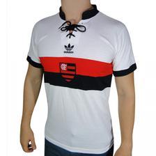 970c84cf32 Camisa Polo Flamengo Adidas 3 Stripes Masculina - Vermelho e Preto ...