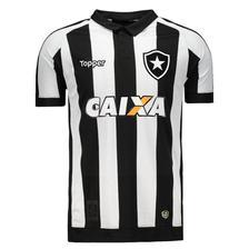 c50ae2928e Camisa Botafogo Topper Oficial Home 4137480 - Camisa de Time ...