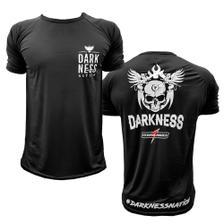 245908de42cb8 Camiseta Darkness Hardcore Empire Dry Fit Fitness - Preta - Integral ...