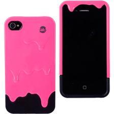 a3859d8f40e Capa para Celular Iphone 4 Animal - Gato - Uatt - Capinha de Celular ...