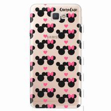 5715c01bff4 Capa para Galaxy J7 Prime Mickey e Minnie 07 - Quero case - Capinha ...