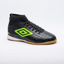 ef784ba1ee4f6 Chuteira Futsal Adidas Artilheira III IN - Amarelo/Preto - Chuteira ...