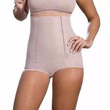 2ff6cf795785ce Cinta Modeladora tipo Body com Alças Finas sem Pernas Delicate DC010 ...