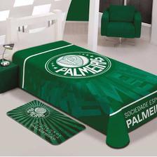 Toalha Palmeiras Veludo 207583 70x140 Buettner - Toalha de Banho ... 7af4d2b8cd1d0