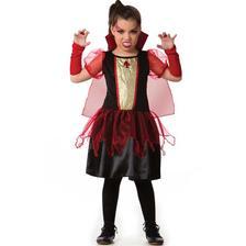 Fantasia De Halloween Infantil Feminina Estudante Zumbi The Walking Dead Fantasias Carol Fsp Fantasias Para Criancas Magazine Luiza