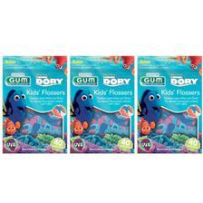 d703c17e8 Flosser Gum Fio Dental Infantil Disney Lion Guard 40 Unidade - Fio ...