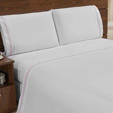 a2a178a339 Jogo De Cama Solteiro Plumasul Soft Comfort 3 Peças Branco - Jogo de ...