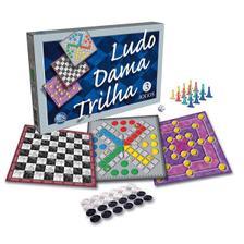 3072ba78c3 Jogo Ludo Em Sacola Plástica Para 4 Pessoas 60187 Xalingo - Jogos de ...