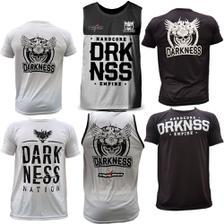 b92bcd82b9 Kit Melhores Camisetas Darkness Nation Integralmedica Empire ...