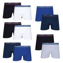 15c07e910 Cueca Boxer Cotton Confort 523-002 - Lupo - Cueca - Magazine Luiza