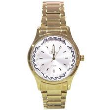 602e4623819 Kit Relógio Feminino Allora Serena AL2315AI K4X Dourado - Relógio ...