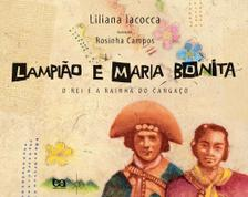 Livro Lampiao E Maria Bonita Biografias Magazine Luiza