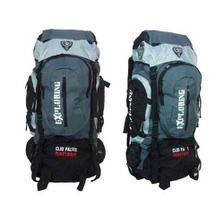 f0fb48f00 Mochila para Trekking 60 Litros Preta Guepardo Elbrus MB6002 ...