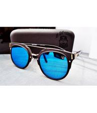 Óculos de Inverno AVIADOR GRANDE DROP ME DOURADO LENTE ESPELHADA ... 2af0ec577d