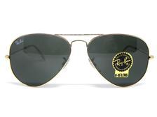 Oculos de sol Ray Ban Aviador médio RB 3025L 001 51 58 - Óculos de ... d9cffc1a35