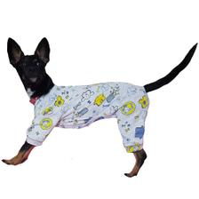 ce05543ba5 Camiseta Básica Bichinho Chic Azul Tamanho 4 - Ração para Cachorro ...