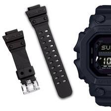 1428d6baf03 Pulseira Compatível para Relógio Casio F91 de Silicone Preta ...