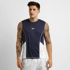 Camiseta Regata Salomon Masculina Trail Vermelha Cinza G - Regata de ... 14fa2ee50e3