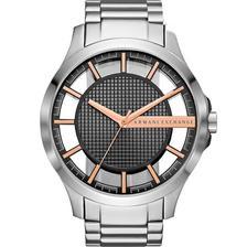 626f7031908 Relógio de Pulso Armani Exchange Hamptons AX2103 1PN - Prata ...