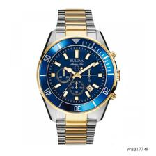 810259491c8 Relógio Bulova Suiço Accutron Wb30677p - Relógio Masculino ...