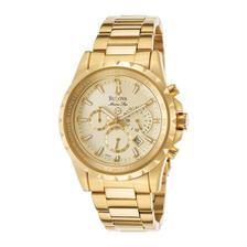 f12116fab0f Relógio Bulova Masculino Ref  Wb22436u Slim Dourado - Relógio ...