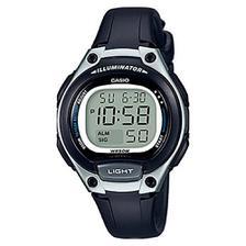 0819edf4075 Relógio Feminino Casio Esportivo Digital - Cronômetro LW-200-1AVD ...