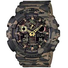 723f8989e1f Relógio Masculino Casio G-Shock GA-100CM-5ADR - Camuflado - Relógio ...