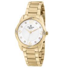 e2d86f2042a Relógio Champion Feminino Analógico Dourado CN28866H - Relógio ...