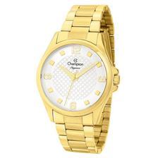 c101d6fdb14 Relógio Champion Feminino Dourado Strass CN28991H - Relógio Feminino ...