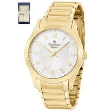 f1dd132cfde Relógio Champion Feminino Ref  Cn28848f Casual Dourado - Relógio ...