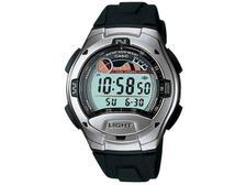 31358a9498d Relógio Masculino Casio Digital W-756-1AVDF - Prata Preto - Relógio ...