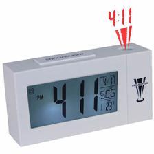 fcdff5a99f9 Relogio com Projetor de Hora Despertador e Medidor de Temperatura ...