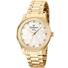 8b127d865a4 Relógio Feminino Allora Analógico AL2035EZS4B - Dourado - Relógio ...