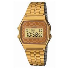 bdd812c3094 Relógio Feminino Digital Casio LA670WGA9DF - Dourado - Relógio ...
