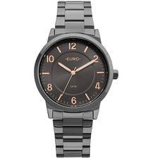e19d7564941 Relógio Euro Feminino Ref  Eubj3279ab 4p Fashion Fit Digital Black ...