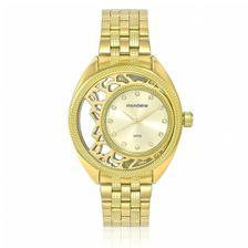 c83c92c9aa4 Relógio Feminino Mondaine Clássico Analógico 83258LPMVDM1 Dourado ...